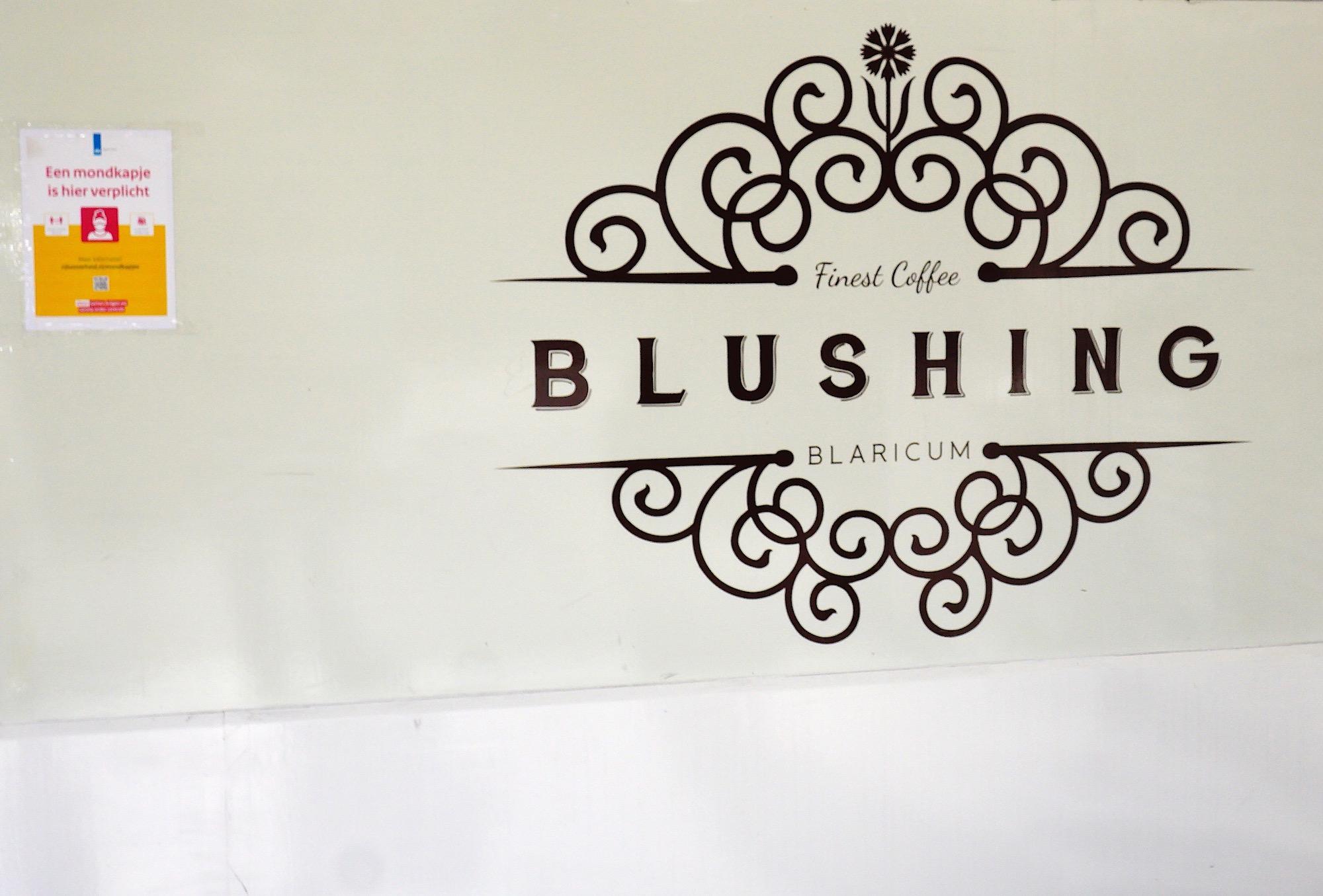blushing - 1