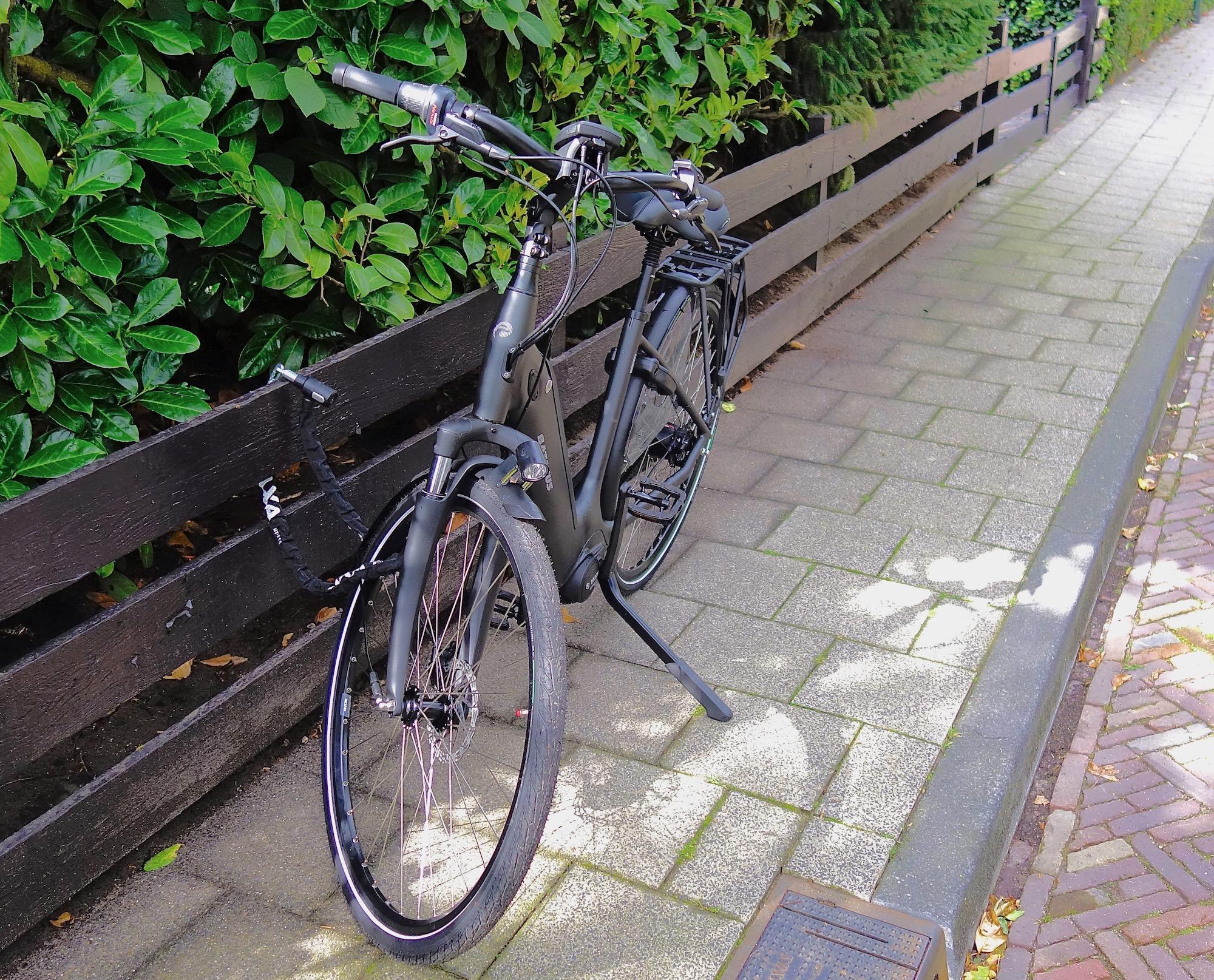fietsopslot - 1